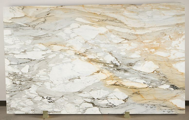 Walker Zanger Marble Slab Calacata Gold 2 Cm Polished Natural Stone Kitchen Calcutta Gold Marble Bathroom Calacatta Gold Marble