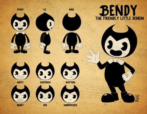 Bendy and the Ink Machine | Games | Pinterest | Gaming ...