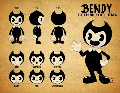 Bendy And The Ink Machine Bendy And The Ink Machine Ink Drawings