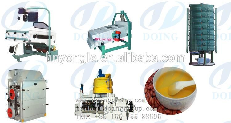 Cooking Oil Machine Edible Oil Pretreatment Machine Every Oil Seeds Want To Get The Crude Or Refined Oil It Is The First Ste Cooking Oil Edible Oil Refined Oil