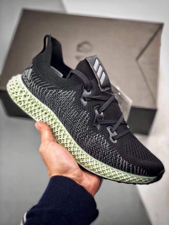 líquido botón extremadamente  ADIDAS AlphaEdge 4D Ltd | Hype shoes, Sneakers men, Mens athletic shoes