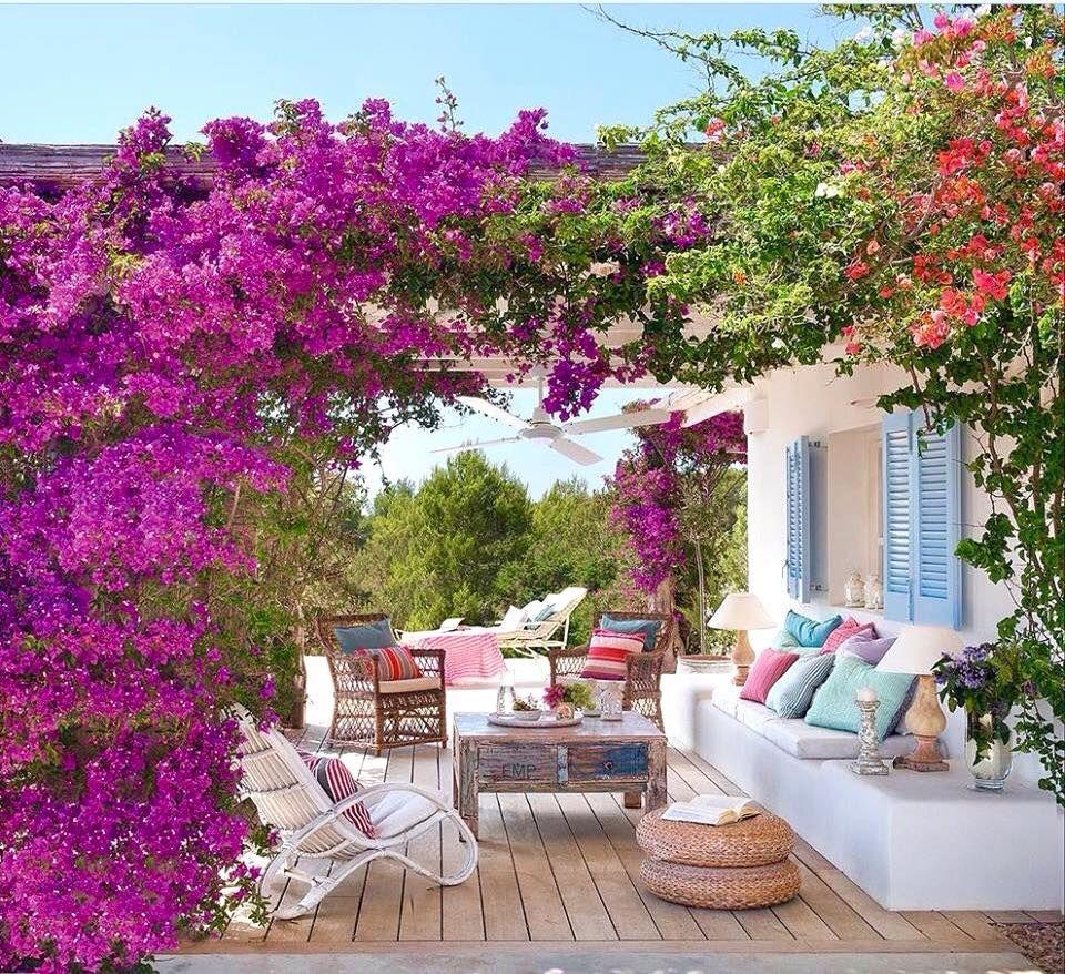 Banca De Concreto Para Jard N Casa De Verano Pinterest  ~ Decoracion De Jardines Con Piscina