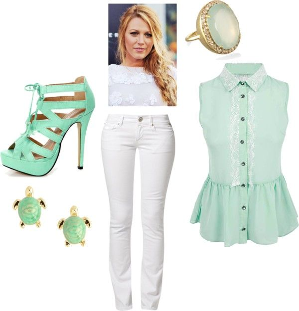 """Teal Turtles"" by emmmmmmas3 on Polyvore"