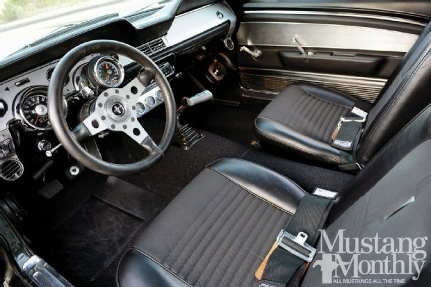 1967 Ford Mustang Fastback Interior Ford Mustang Ford Mustang