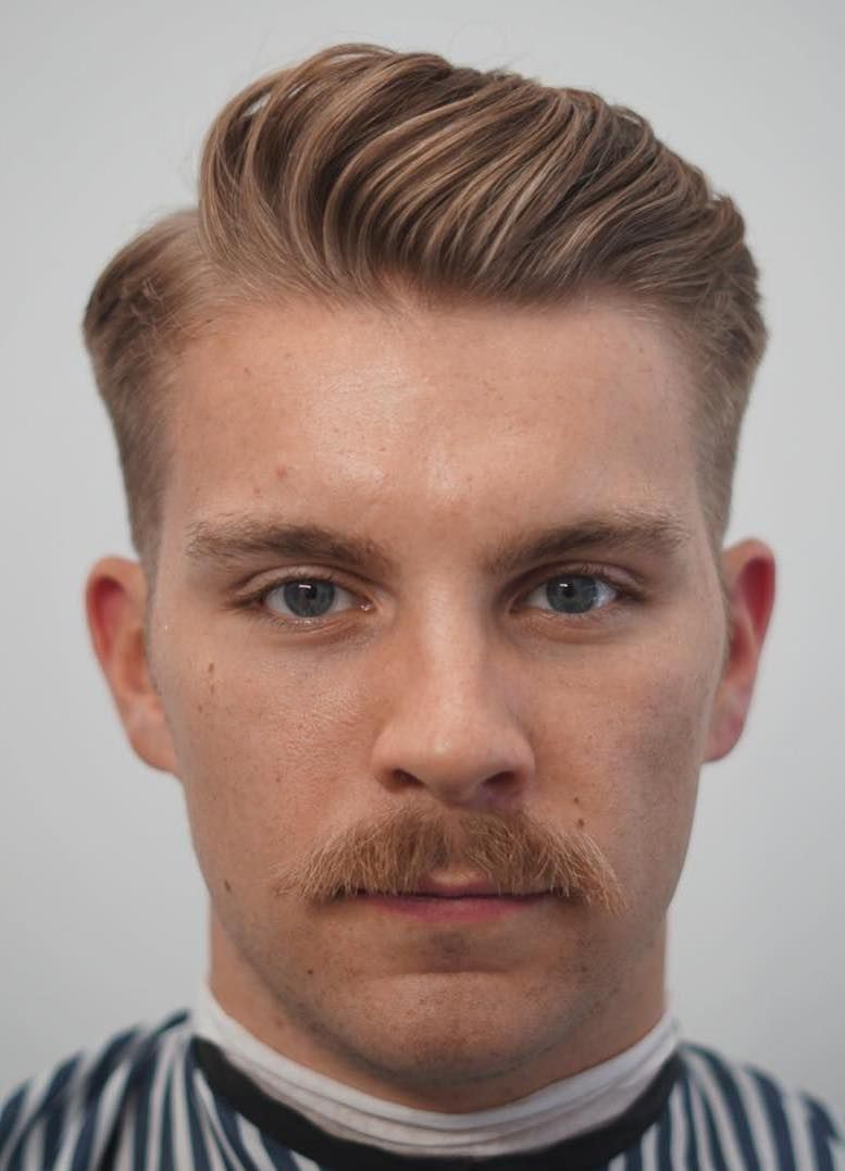 30 Side Part Haircuts A Classic Style for Gentlemen (With