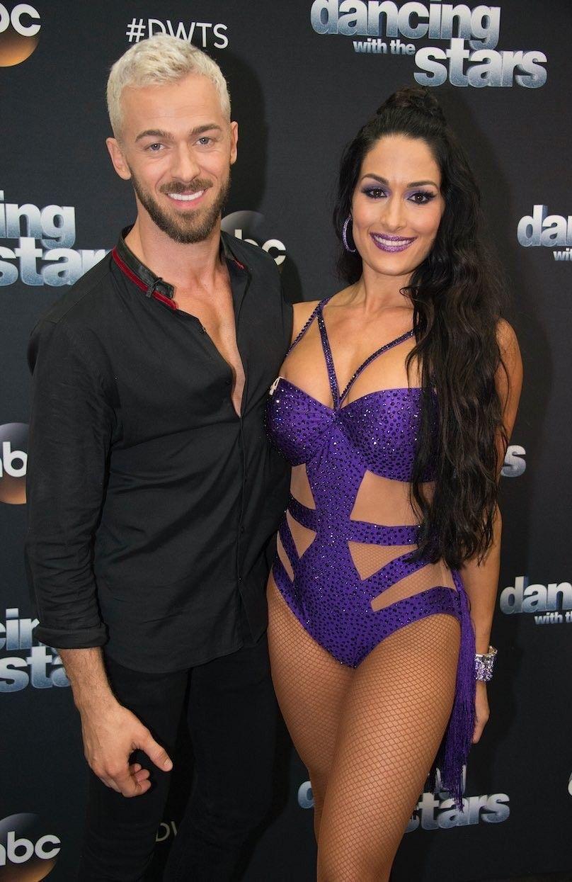 Nikki Bella \u0026 Her Dance Partner Artem Chigvintsev