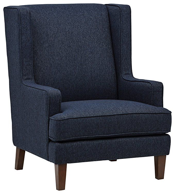 Incredible Stone Beam Highland Modern Wingback Accent Chair 32 W Bralicious Painted Fabric Chair Ideas Braliciousco