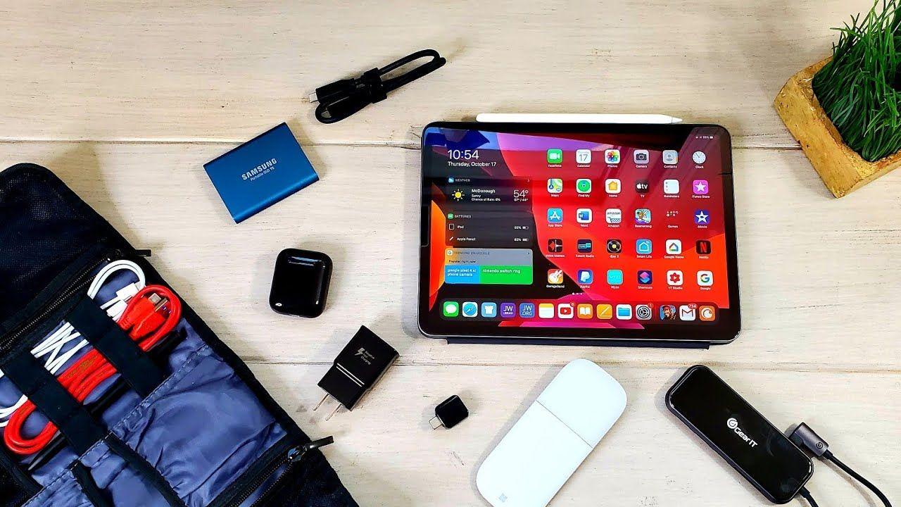 My Most Minimal iPad Pro 11 Setup for iPadOs...