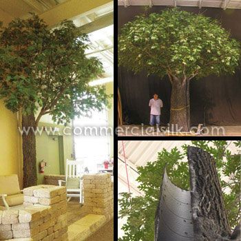 Fake Tree Bark That You Can