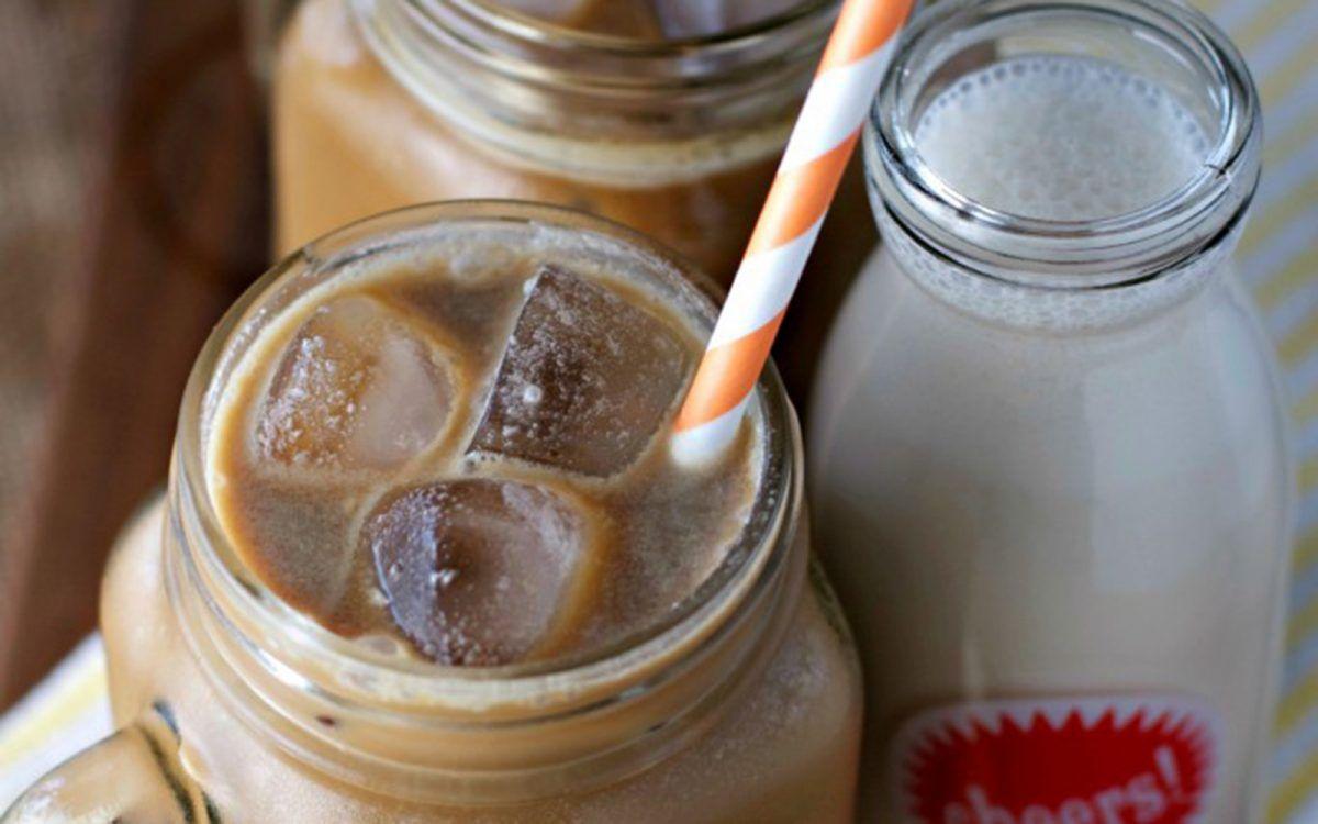 Amaretto coffee creamer vegan glutenfree one green