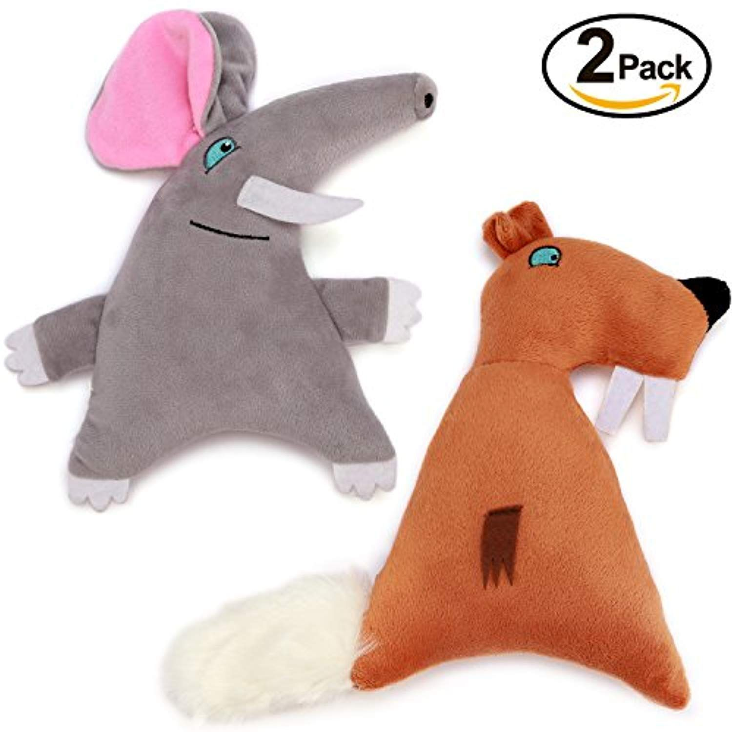 Dog Chew Toys For Aggressive Chewers Durable Squeaky Dog Toys