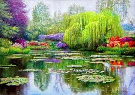 flowering willow tree and lake lovely lake willow