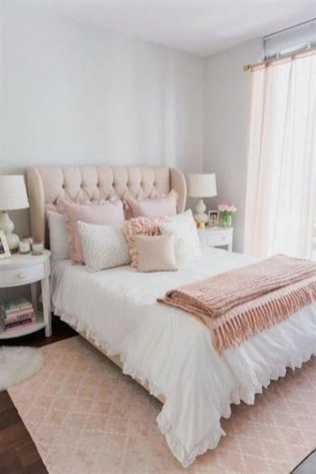 The Best Small Bedroom Ideas For Couples #BedroomIdeas # ...