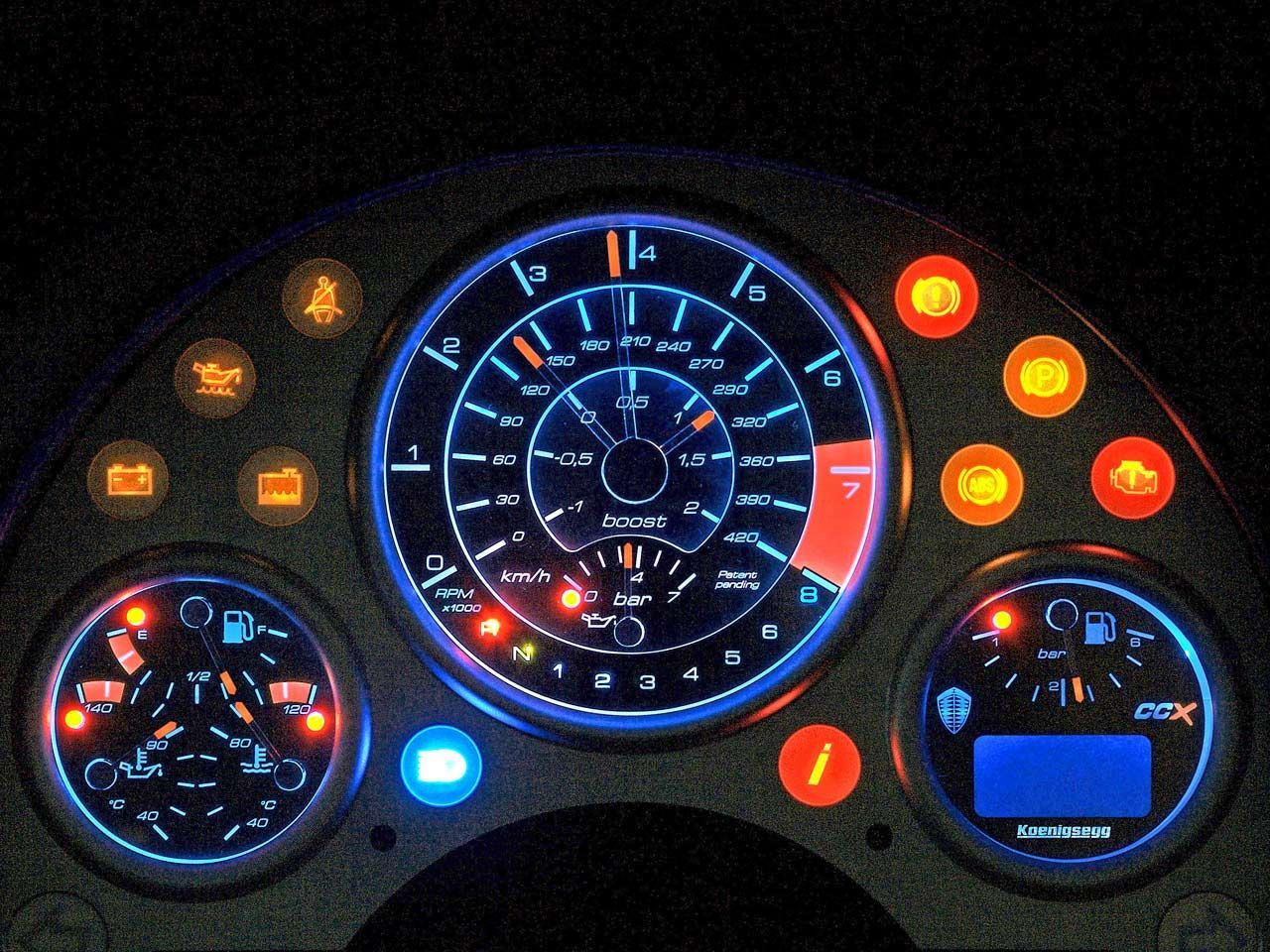 Which Car Has The Best Looking Instrument Panel Page 8 General Mustang Gauge Cluster Circuit Board Housing Ebay Gassing