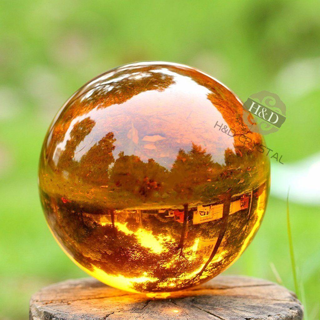 Bola de ambar natural de 21 mm