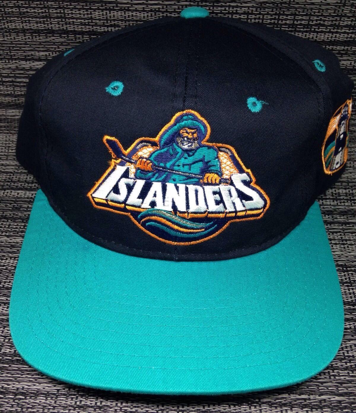 ... clearance new york islanders hat vintage 1995 nhl cap starter snapback  ebay 24f70 56c8b b8a940c4c7b
