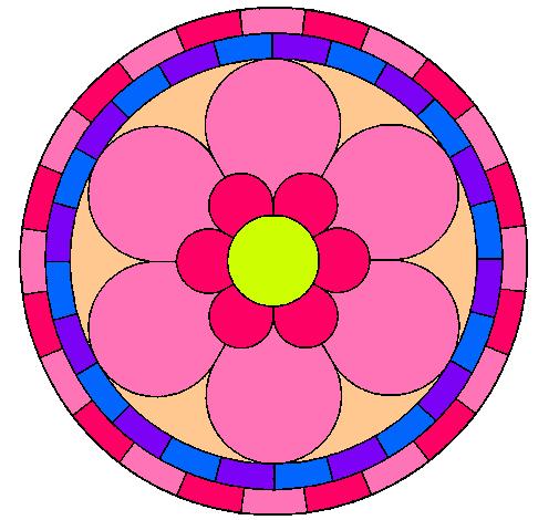 Resultado de imagen para mandalas faciles pintados Mandalas y