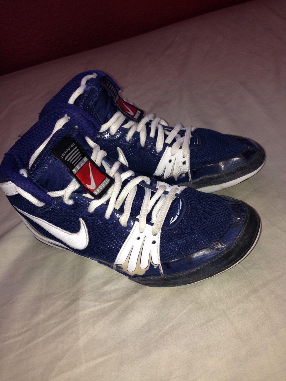 Rare Nike Freeks sz.8.5. Wrestling Shoes