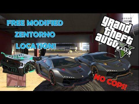 Free Super Rare Car Gta 5 Zentorno Gta 5 Glitch Modified Super Zentorno Ps4 Youtube Gta 5 Gta Car