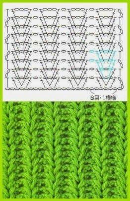 Mes Favoris Tricot Crochet 150 Points Au Crochet Patrones Patrones De Puntos Puntos Crochet