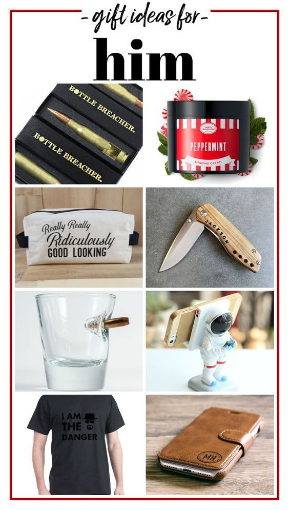 Gifts For Him Great List Of Gift Ideas For Guys For Christmas