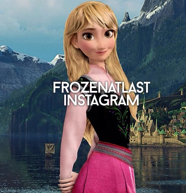 Kristoff and Anna's Daughter