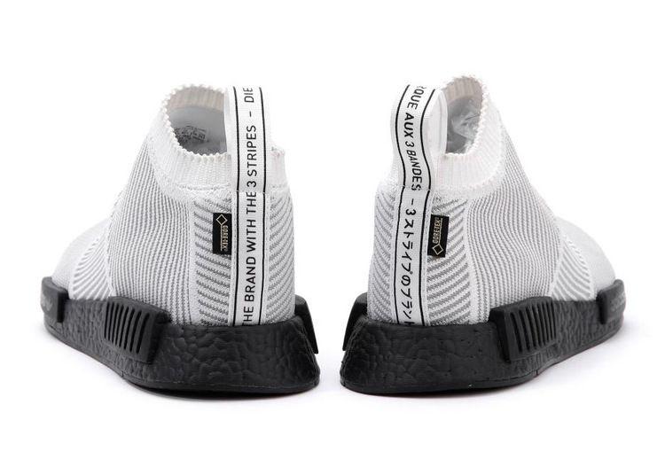 adidas NMD_CS1 Primeknit Shoes Black | adidas Australia
