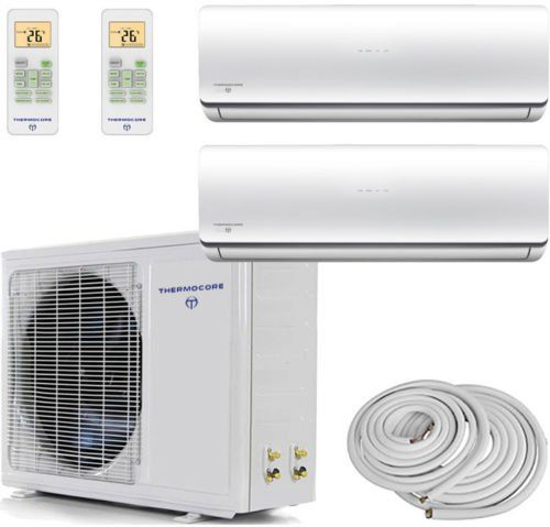 Thermocore Systems Ductless Mini Splits Can Be Installed In