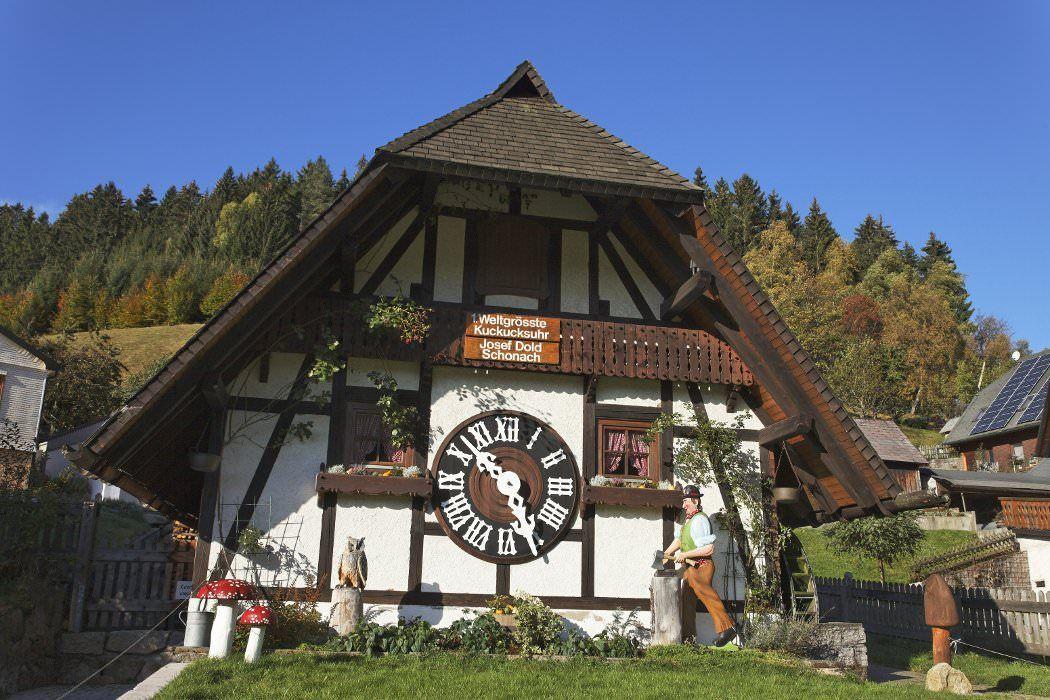 Planet Schwarzwald weltgrösste kuckucksuhr schwarzwald 3 daheim