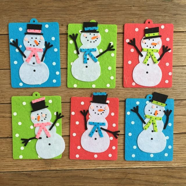 Snowmen Ornament Kit From Hobby Lobby Makes Adorable Snow