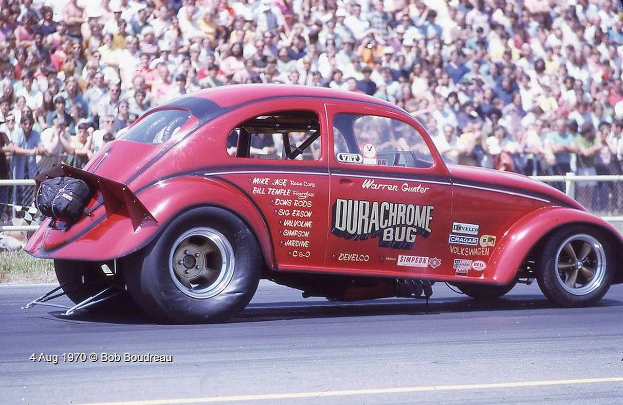 Durachrome Bug Vw Funny Car Funny Car Drag Racing Drag Racing Cars Car Humor
