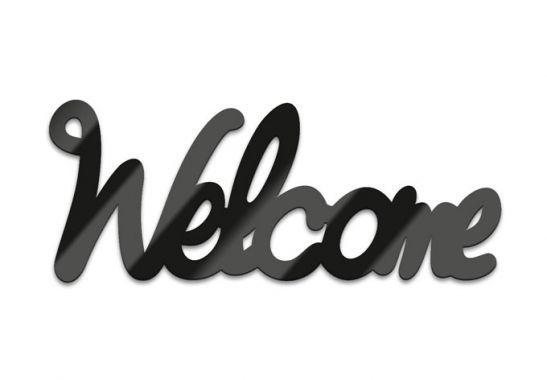 lettres d coratives 3d en acrylique welcome sur lettres d coratives en 3d. Black Bedroom Furniture Sets. Home Design Ideas