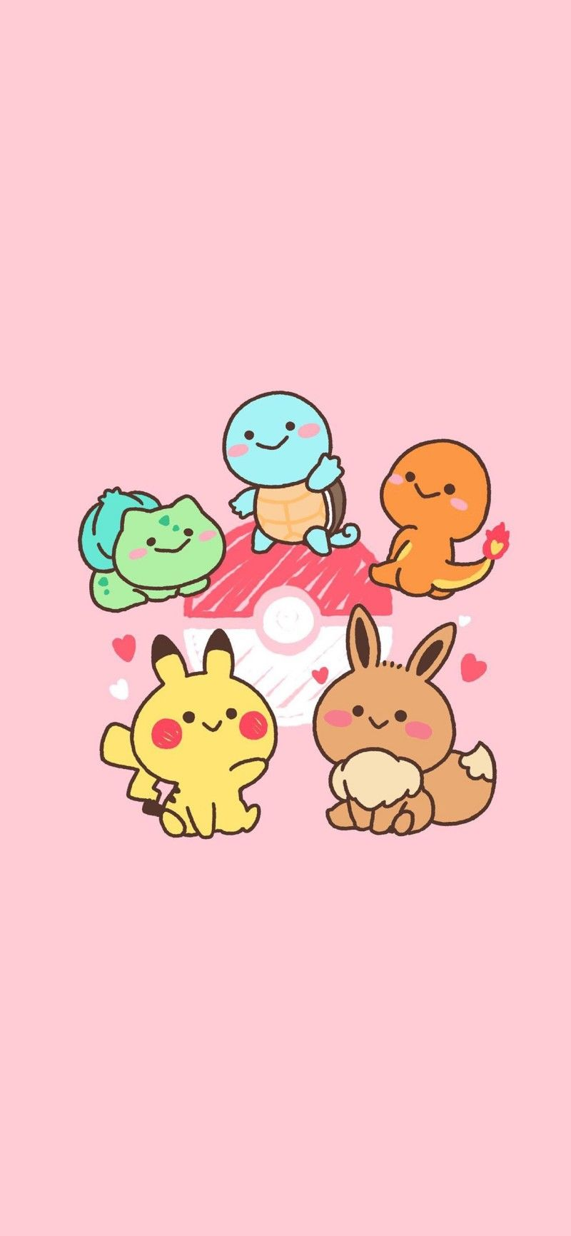 Save Follow Cute Pokemon Wallpaper Cute Pokemon Cute Pokemon Pictures