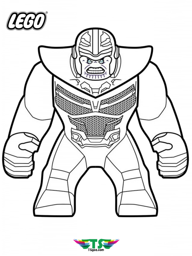 Avengers Infinity War Lego Coloring Page Lego Coloring Lego Coloring Pages Marvel Coloring