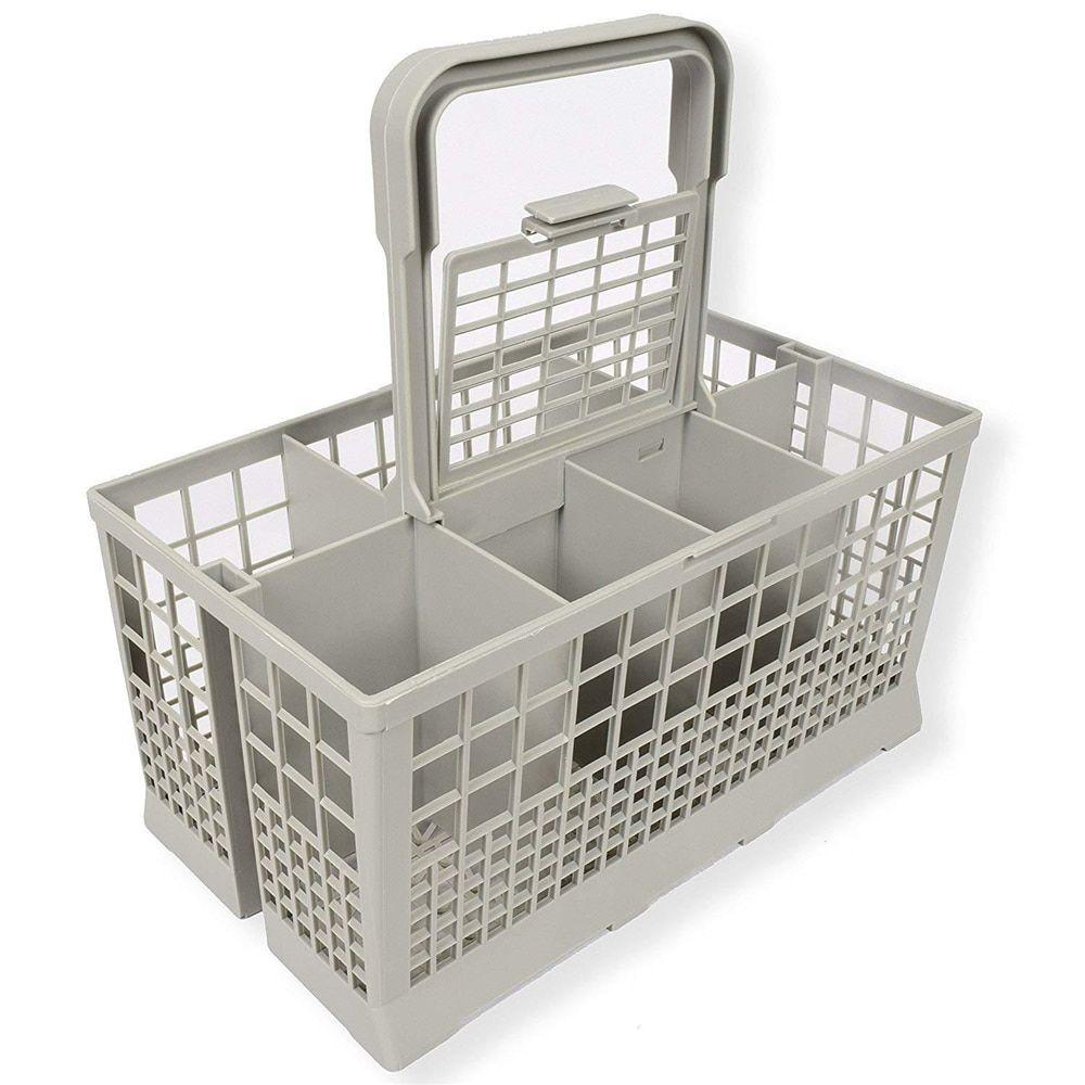 Universal Dishwasher Part Cutlery Basket Storage Box For Bosch Siemens Beko Aeg Candy Kenmore Whirlpool Maytag Kitchenaid Maytag Samsung