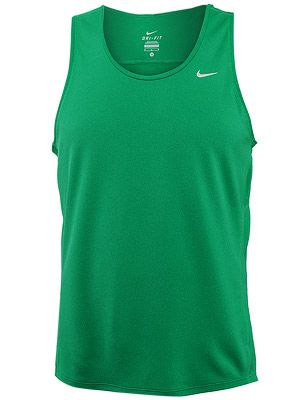 Damen Tank Top Nike Swoosh Run Tank Orange