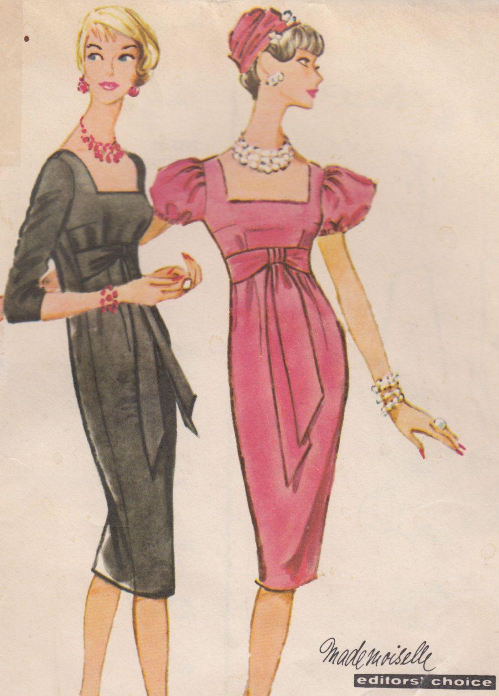 50s McCalls 4876 | Figurines de los 50\'s y 60\'s | Pinterest | Patrón ...