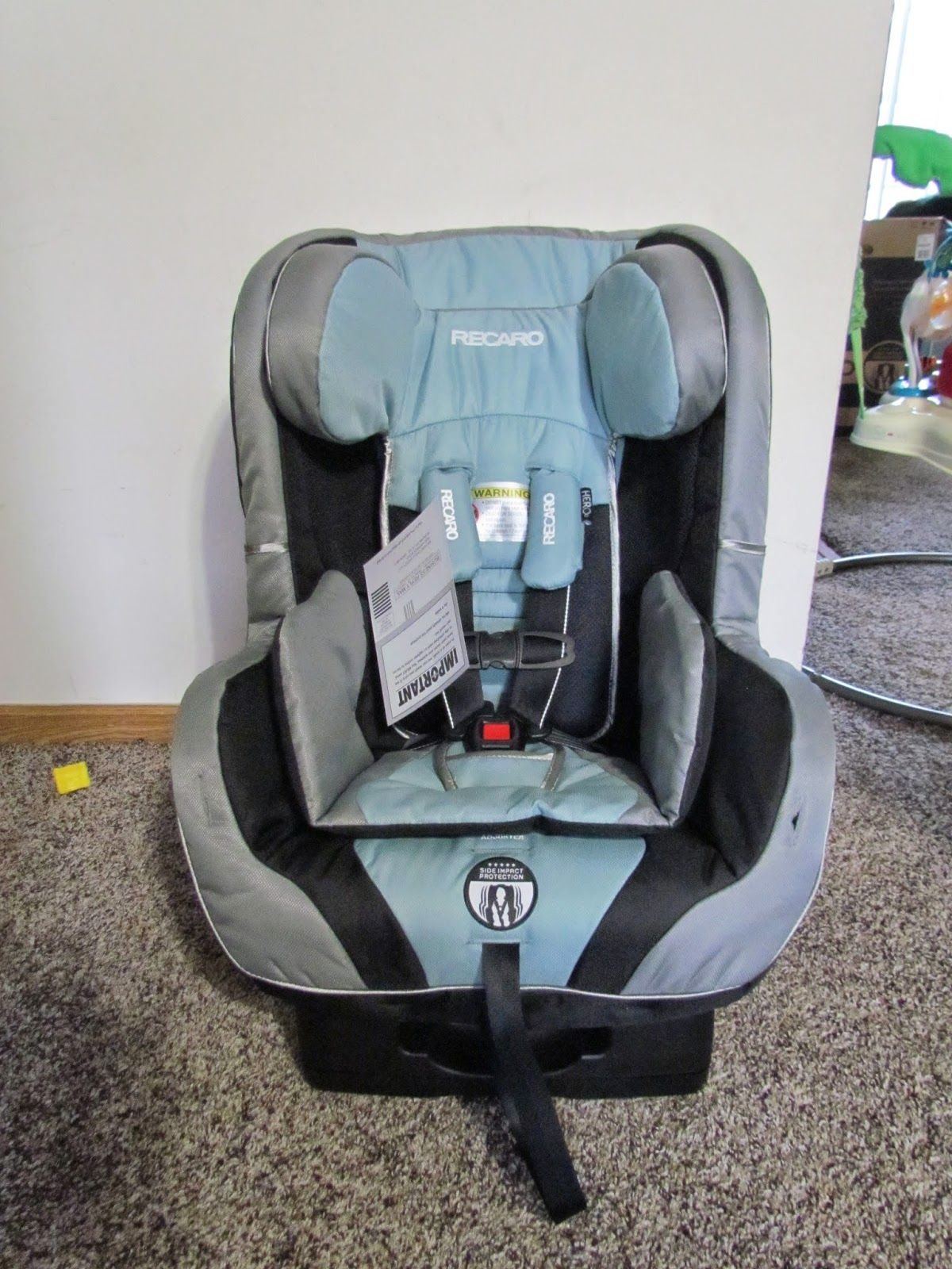 Mommy's Favorite Things: RECARO Performance RIDE Review