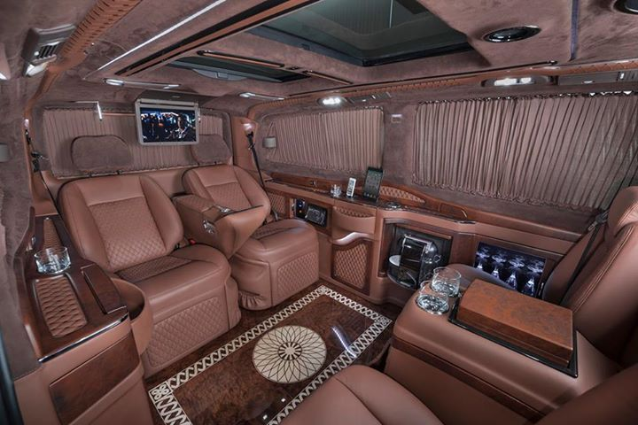 interior of mercedes benz viano cardoings cars. Black Bedroom Furniture Sets. Home Design Ideas