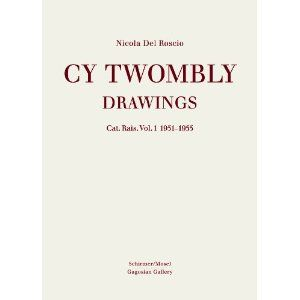 Love Cy Twombly.
