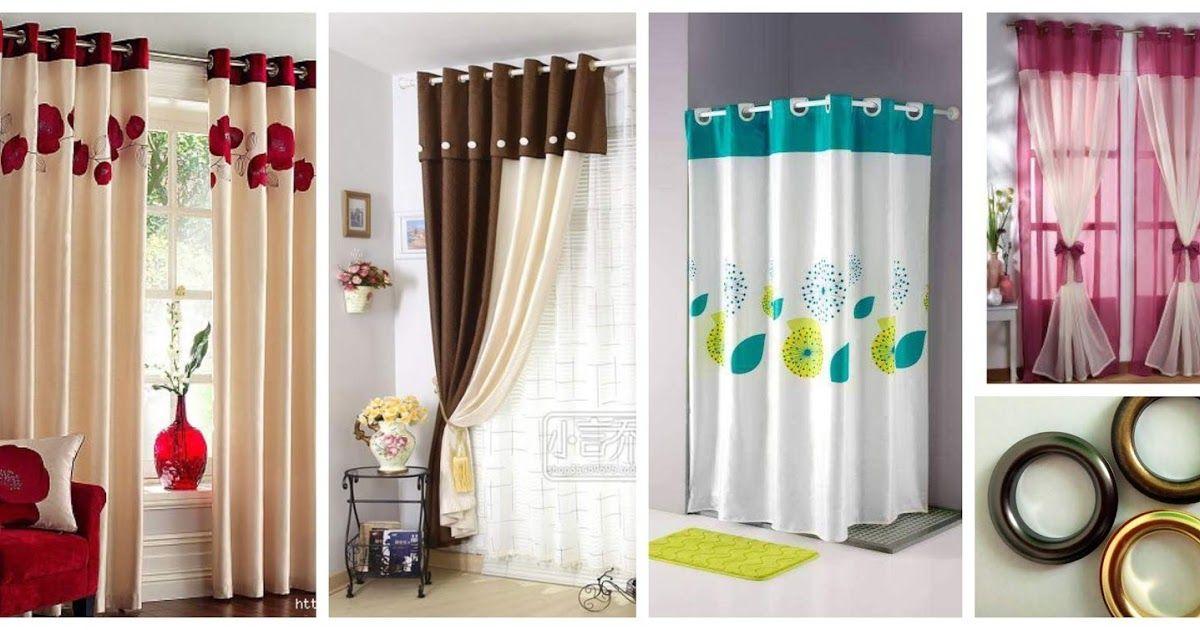 Aprende cómo hacer fácilmente unas bonitas cortinas con ...