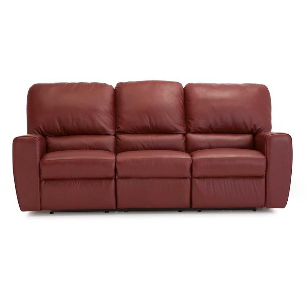 Pallisers san francisco sofa in genuine leather by humble