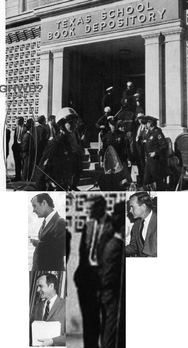 George HW Bush & His Part in the JFK Assassination - Here Comes the Truth 32fb1d62aadfaa0428de95fc81e3634f
