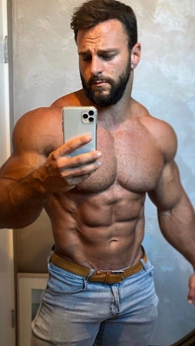 Pin by KeiFitness on Fitness Motivation | Shirtless hunks