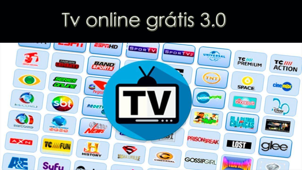 Tv Online Gratis 3 0 Ta Sensacional Em 2020 Online Gratis