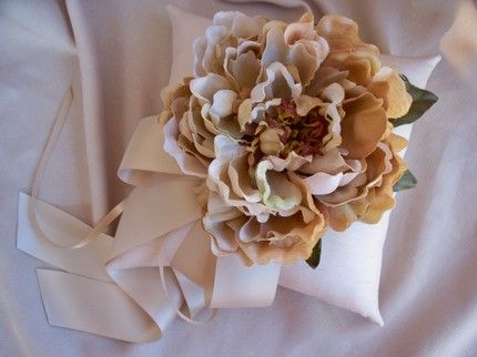 Wedding Ring Bearer Pillow & Wedding Ring Bearer Pillow   Ideas for Elissa\u0027s nuptuals ... pillowsntoast.com