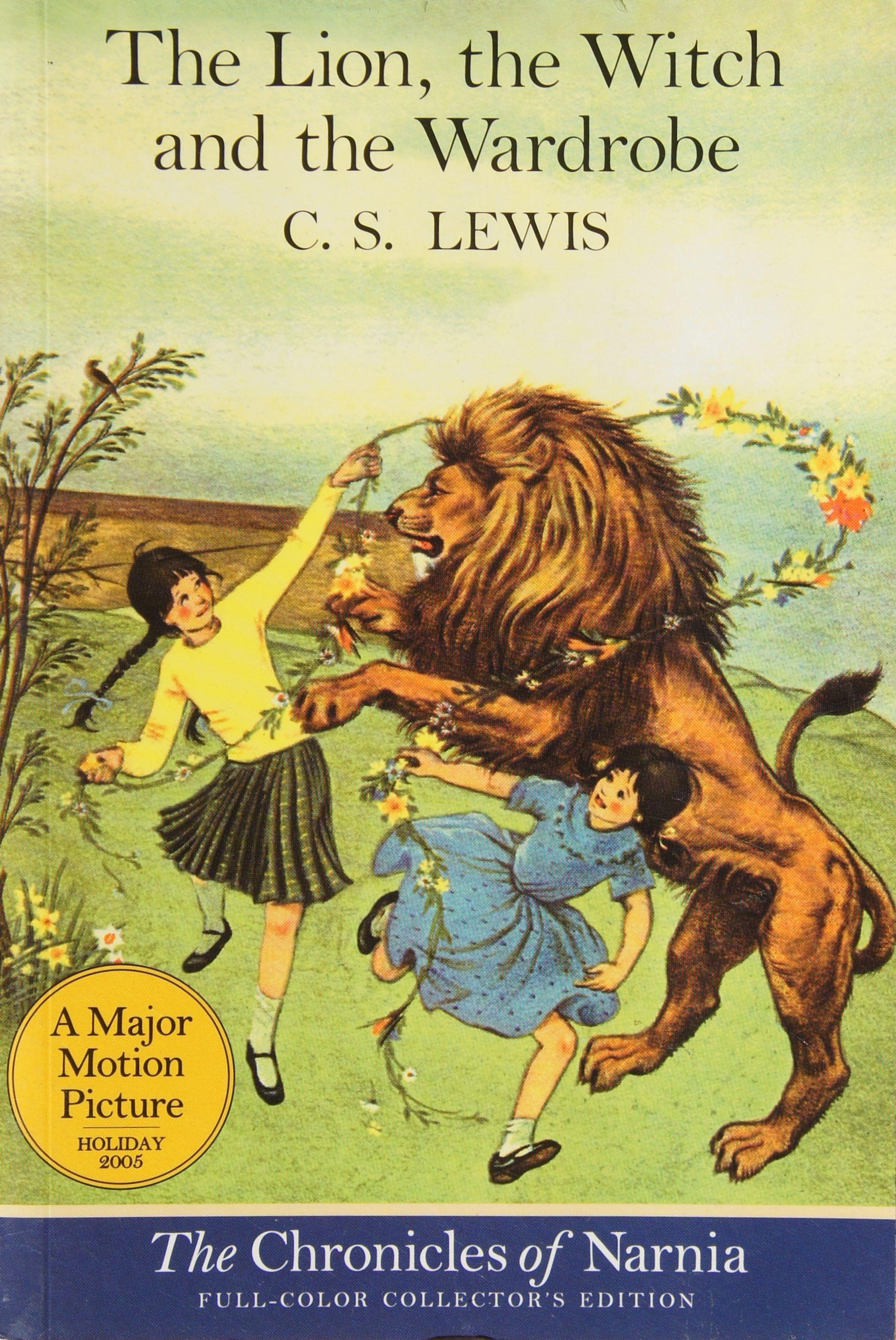 children s books you should definitely re as an adult whether you get into the allegory or not c s lewis masterpiece will transport you