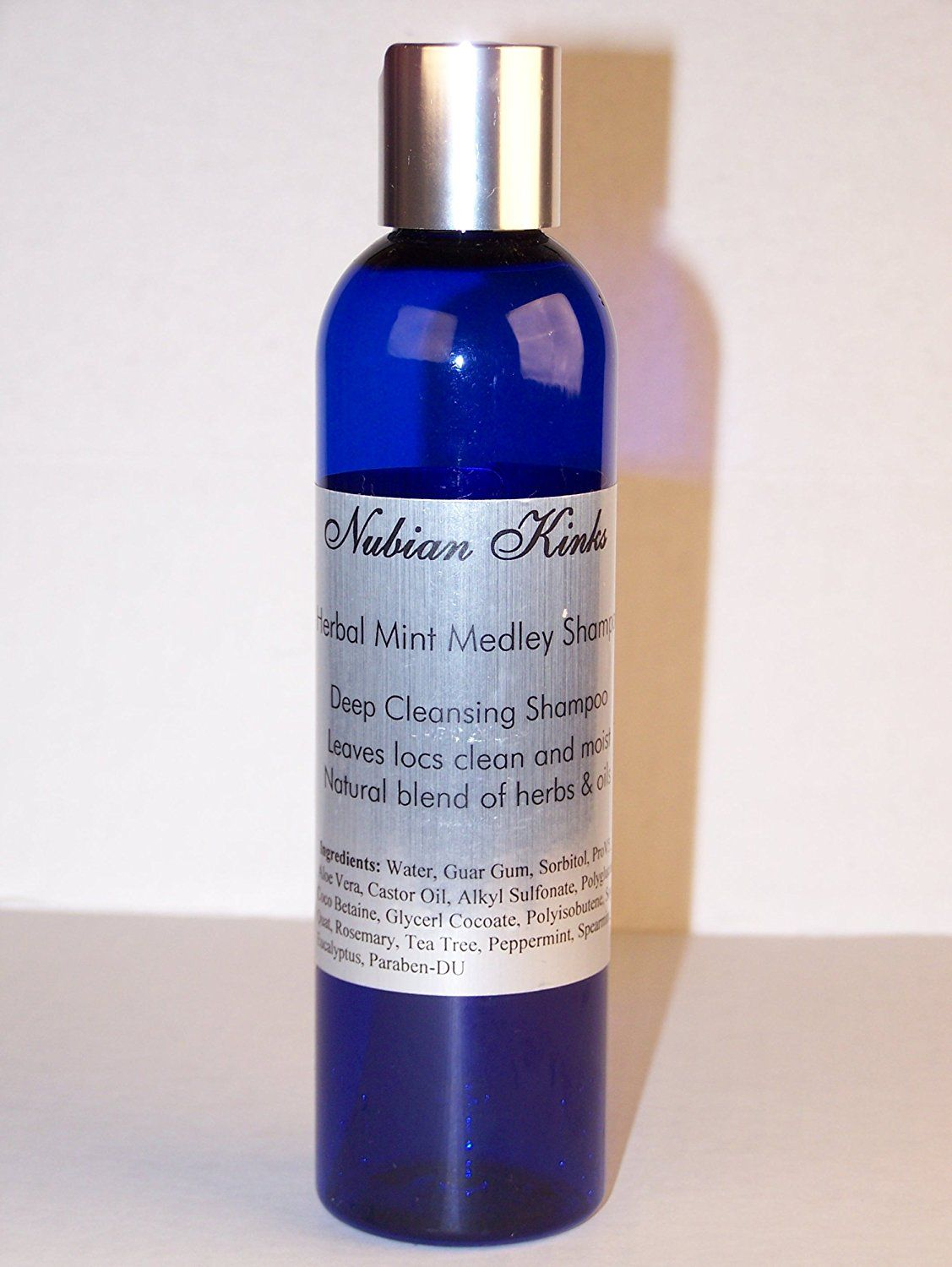 Nubian Kinks Mint Medley Shampoo For Locs To View Further For