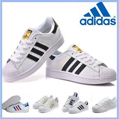 Details about SALE 2016! Adidas Superstar Shoes Top Quality ...