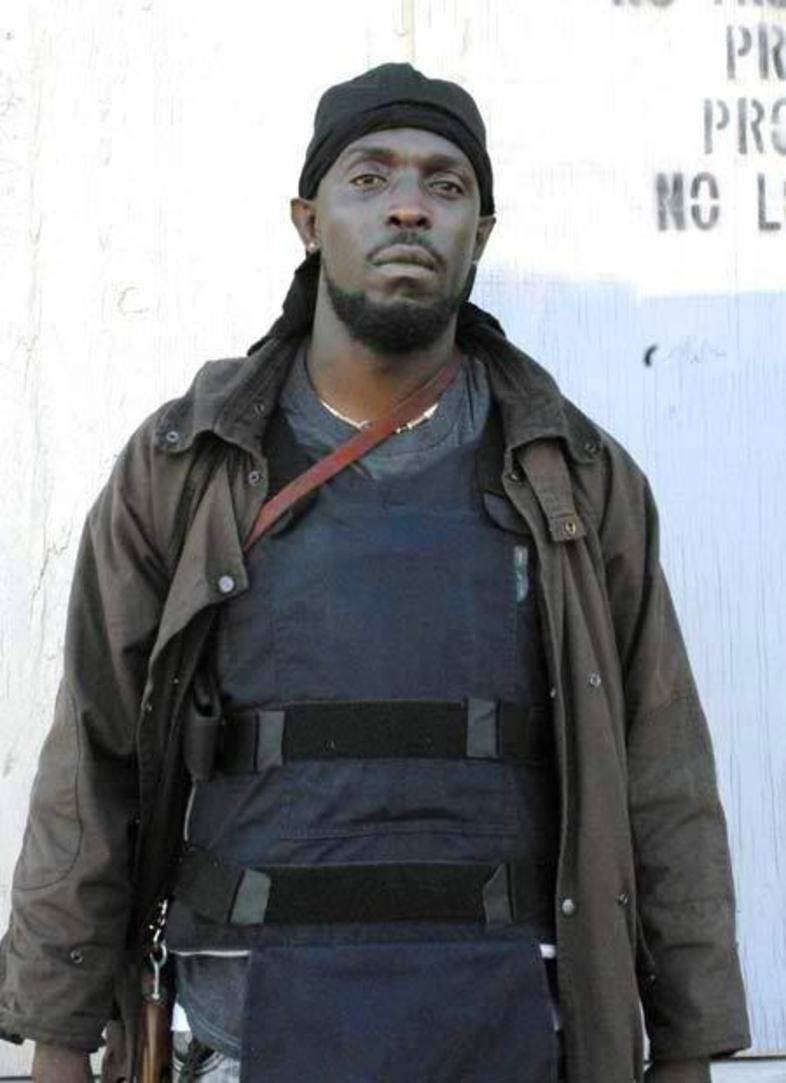 Omar Little - The reason I watched \'The Wire\